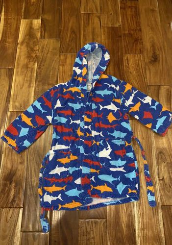 Boys Size 7 Swim Robe with a Hood for sale in Woods Cross , UT