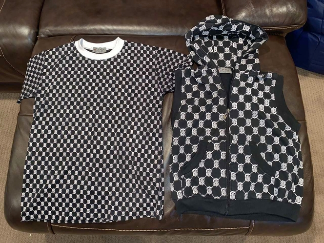 Boys Size 10/12 Shirt and Vest Set for sale in Woods Cross , UT