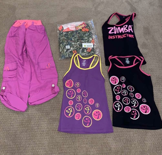 Brand New Women's Zumba Clothing Set Size Small and XS for sale in Woods Cross , UT