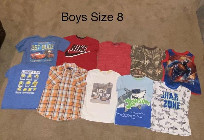 Boys Size 8 Shirt Set for sale in Woods Cross , UT