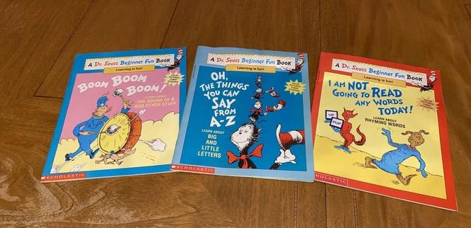 Dr. Seuss Beginner Fun Books for sale in Woods Cross , UT