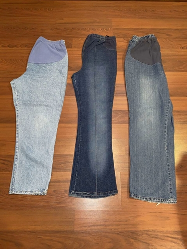 Woman's Maternity Jean Pants Size 16/18 XL for sale in Woods Cross , UT