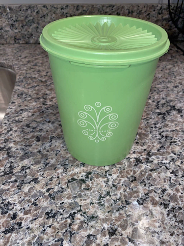 Vintage Green Tupperware Container for sale in Woods Cross , UT