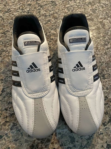 Boys Size 6 1/2 Adidas Martial Arts Shoes for sale in Woods Cross , UT