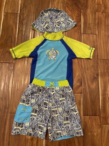 Boys Size 7 UV Skinz Swimwear Set for sale in Woods Cross , UT
