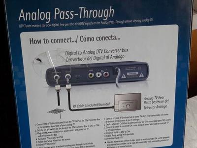 Digital Stream  DVD Converter Box