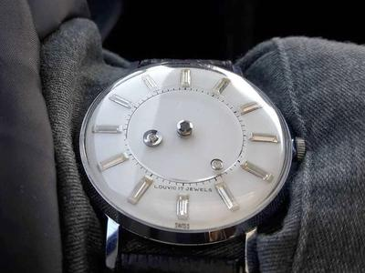 LOUVIC MYSTERY DIAL WATCH CA1960S