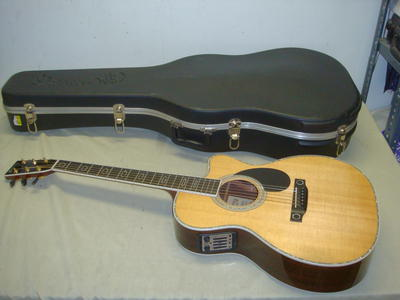 GUITARS - ELECTRIC/ACOUSTIC/CLASSICAL/AMPS/CASES-LOOK!