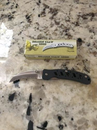 Knife (Dragon Claw) for sale in South Weber , UT
