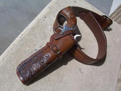 LF Custom Leather Gun Holsters & Belts