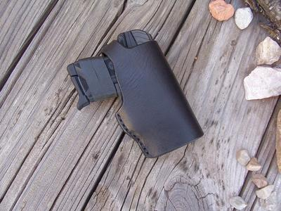 LF Custom Leather Holster for the Ruger LCP II 380