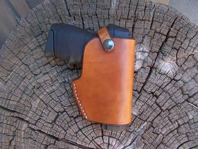 LF Custom Leather Holster for the Taurus G2C 9mm