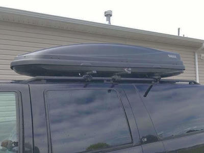 Cargo Boxes for Rent (Thule, Rhino)