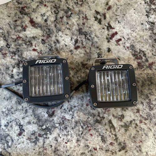Rigid Industries D-Series SAE LED Pod Cube Lights for sale in Logan , UT