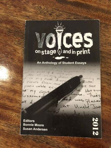 Voices On Stage And In Print for sale in Ogden , UT