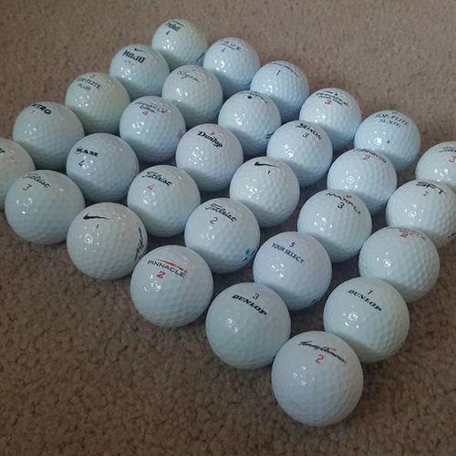 30 Golf Balls for sale in Kearns , UT