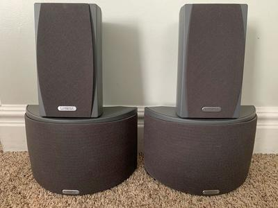 Cambridge Soundworks Surround Speakers