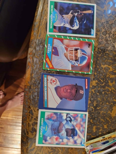 Football,baseball and a few basketball cards for sale in Layton , UT