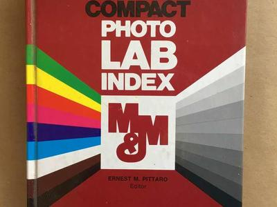 Photo LAB Index (Pittaro) 1979 - 720 pages -