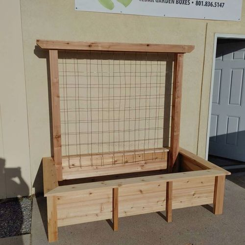 Raised bed Garden boxes  for sale in Provo , UT