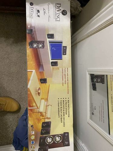 DIVINCI Music And Home Theater System  for sale in Magna , UT