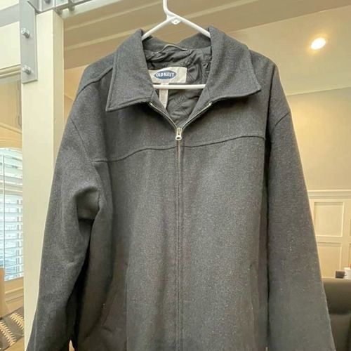 Old navy Size XL Nicer Coat Black for sale in Pleasant Grove , UT
