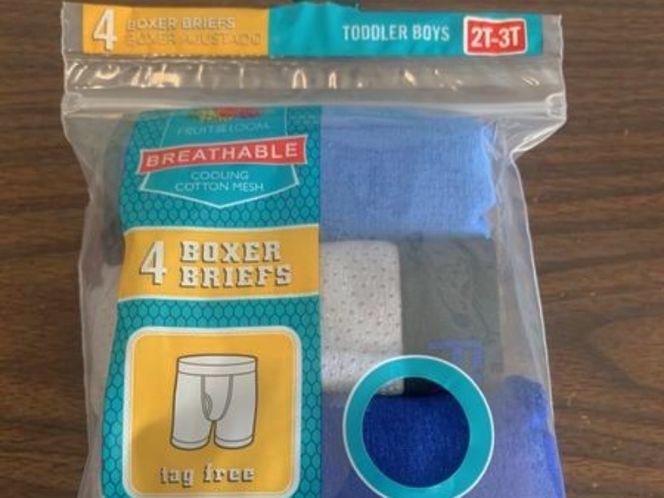 Boy's Fruit of the Loom Underwear * 2T - 3T* PHENOMENAL! for sale in Riverton , UT