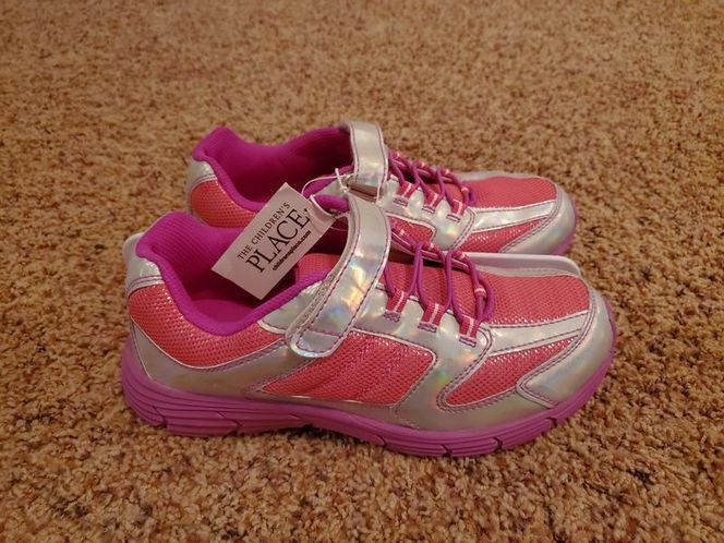 Children's place NEW shoes size 5 for sale in Kaysville , UT