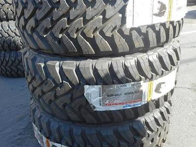 SET LT 275/55R20 TOYO OPEN COUNTRY M/T LOAD RANGE