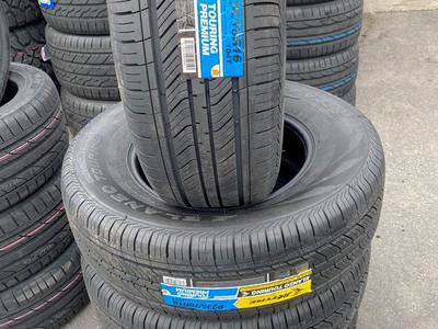 SET OF P235/70R16 104T ELANZO TOURING
