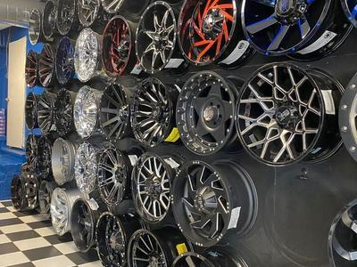 SPECIAL  DEALS ON ALL WHEELS AND TIRES ALL DAY!!!