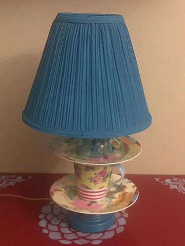 Darling Teapot Lamp for sale in Payson , UT