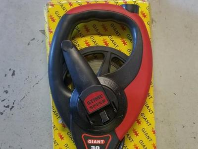 Tape measure 100' new