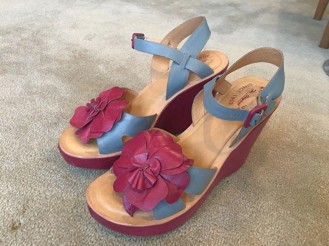 Kork-Ease Mina Tulip sandals size 10, EU 42 for sale in Millcreek , UT
