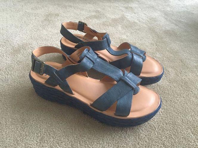 Kork-Ease Ande Espadrille sandals, size 9, EU 40.5 for sale in Millcreek , UT
