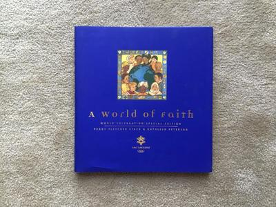 A World of Faith--signed special edition