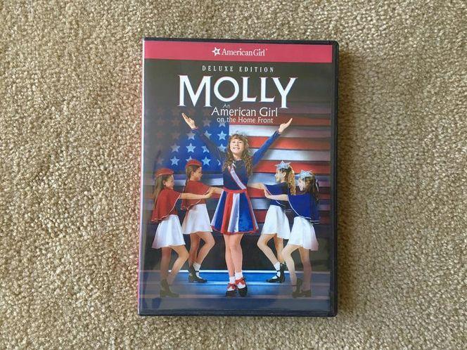 American Girl Molly DVD for sale in Millcreek , UT