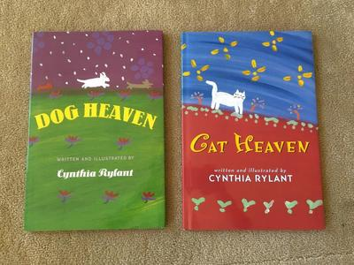 Dog Heaven and Cat Heaven by Cynthia Rylant