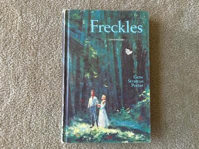 Freckles, by Gene Stratton Porter