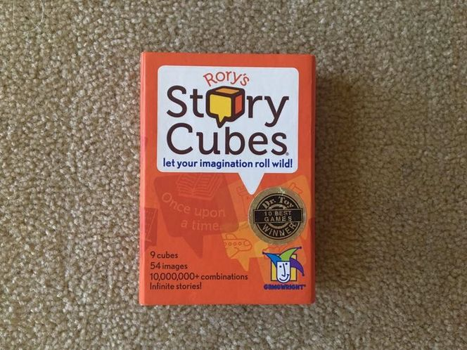 Rory's Story Cubes game for sale in Millcreek , UT