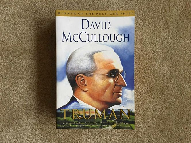 Truman, by David McCullough for sale in Millcreek , UT