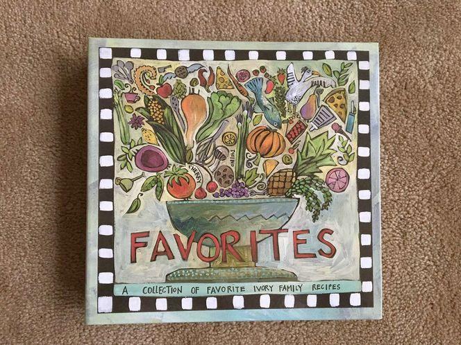 Favorites Cookbook—Ivory Family for sale in Millcreek , UT