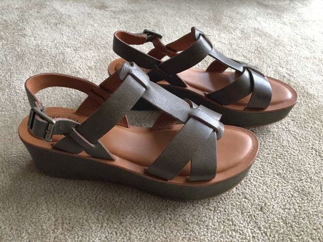 Kork-Ease Ande Platform Sandals, size 9/40.5 for sale in Millcreek , UT