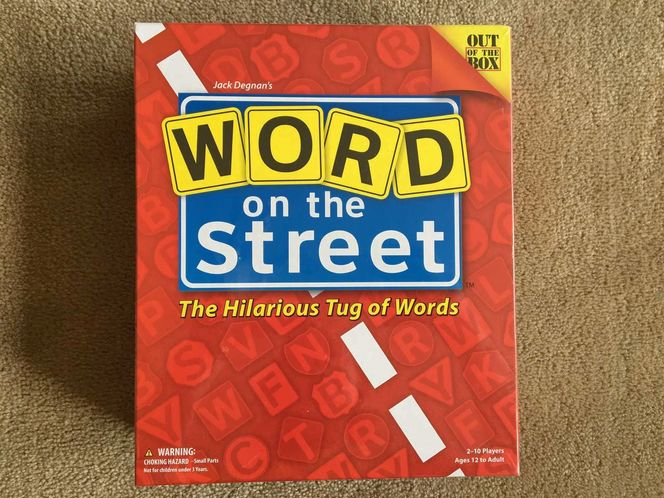 NEW Word on the Street board game for sale in Millcreek , UT