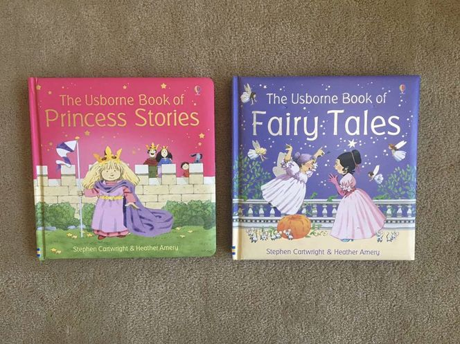 Usborne Princess Stories and Fairy Tales for sale in Millcreek , UT