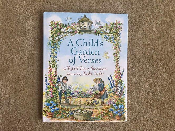 A Child's Garden of Verses, illus. Tasha Tudor for sale in Millcreek , UT