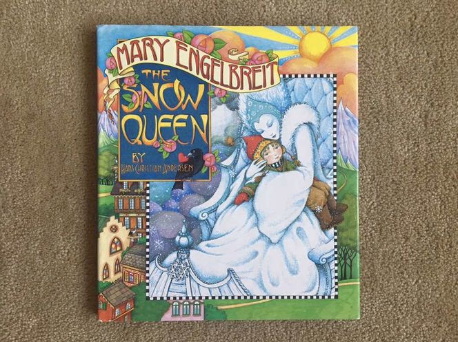 Mary Engelbreit's The Snow Queen—SIGNED for sale in Millcreek , UT