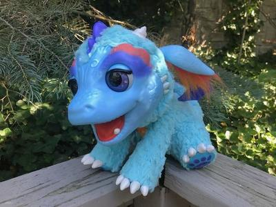 FurReal Friends DRAGON