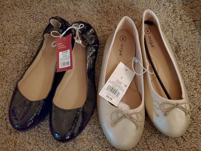New! Girls 4 or Women's 5.5 Size Shoes! 5 1/2 for sale in Bountiful , UT