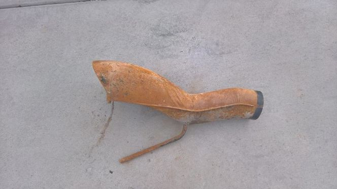 1957 Chevy headlight air duct for sale in Lehi , UT